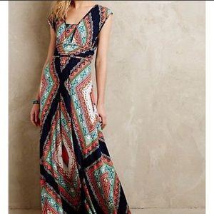 Anthropologie | Maeve Maxi Dress